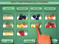 foodservice touchscreen