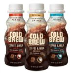 Ready-to-Drink Cold Brew