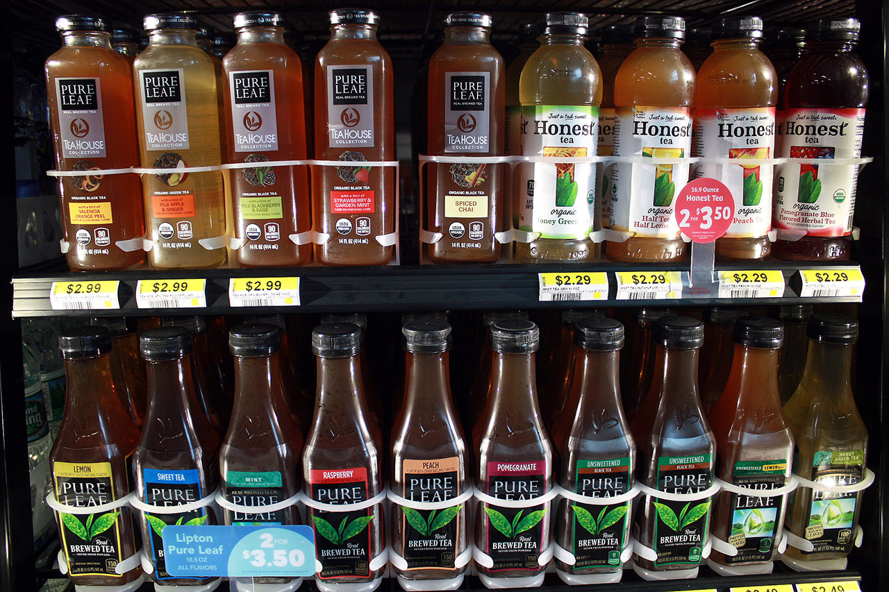Healthy Drinks Earn Market Share - CStore Decisions